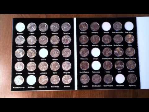 Fifty State Quarter Collection