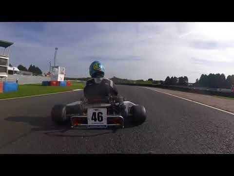 F100 Round 4 - Clay Pigeon - Final - Nick Holland - Kart 5