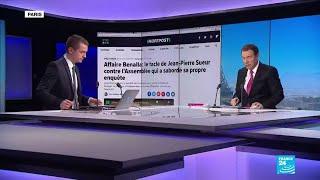 """FAIT DU JOUR - Affaire Benalla en France : enquête pour """"entrave à la manifestation de la vérité"""""""