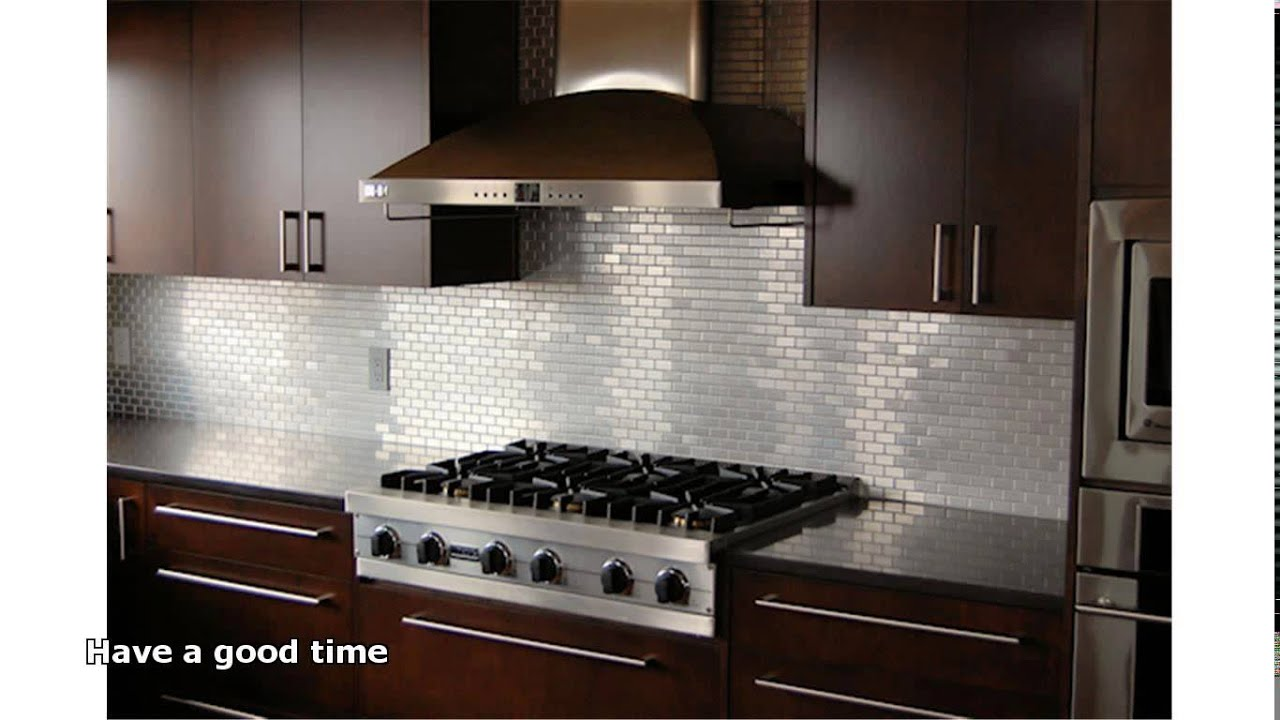 Stainless Steel Backsplash Sheets Home Decor