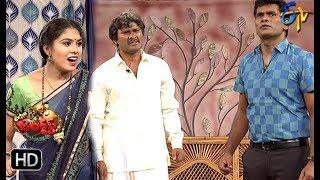 Chammak Chandra Performance   Extra Jabardasth   6th September 2019     ETV Telugu