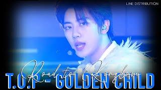T.O.P (Original by SHINHWA 신화 - Golden Child 골든차일드 Line dist…