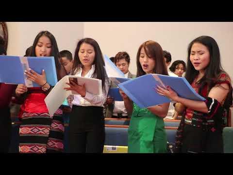 ECBC Columbus Ohio || Church Choir 2017  ||