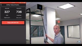 AAB Airflow Measurement Tool