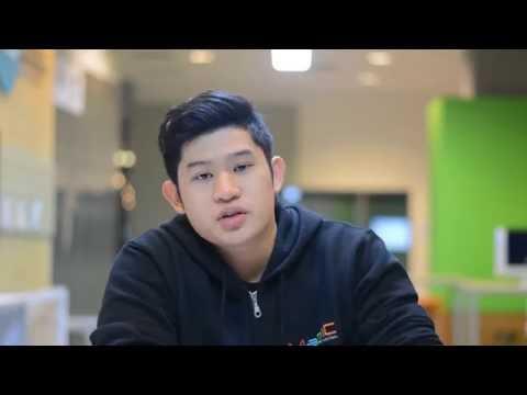 Ariel Teo Incubator Programme - An Internship Experience in a Startup My AOne  #bit291video