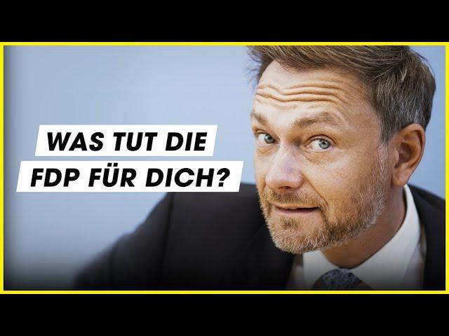 FDP-Wahlprogramm: Das will sie für Menschen unter 30