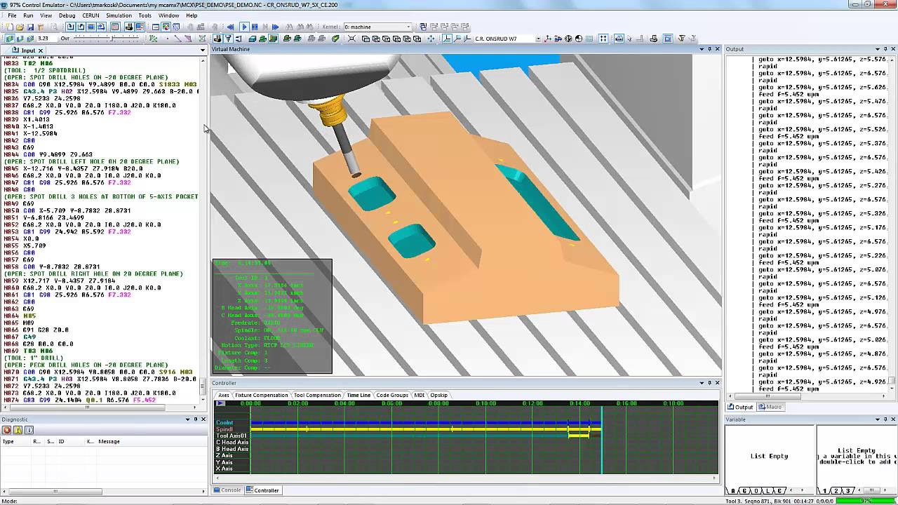 why cnc program is the career Want a successful career in the manufacturing industry you'll get hands-on cnc machinist training in ranken's precision machining technology program.
