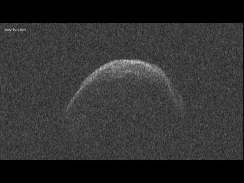 An asteroid more than a mile wide makes a close  but safe ...