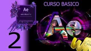 After Effects CC, Tutorial como ajustar el proyecto, Curso completo en español Capitulo 2
