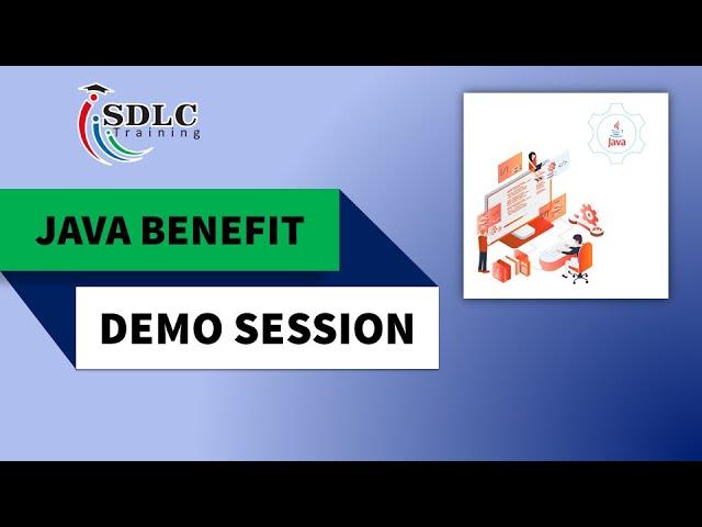 Java Benefit in SDLC Training   Best Training Institute in Marathahalli