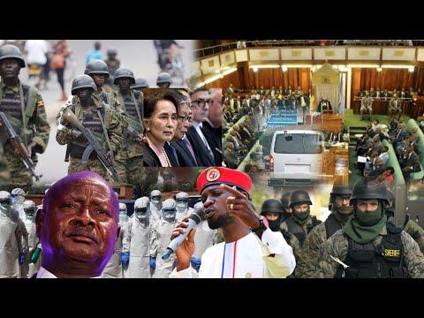 BREAKING NEWS||PRESIDENT NUP BOBIWINE ABIJJULIZA PARLIAMENT||OKULABULA OKUSEMBAYO KU UGANDA ||