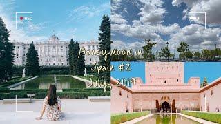 [여행브이로그] 스페인 신혼여행 2편 | Honeymo…