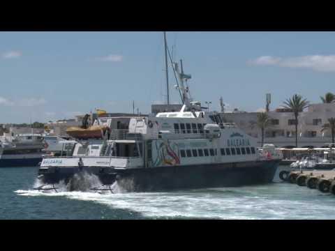 Cellnex Telecom logra dar cobertura en trayectos marítimos