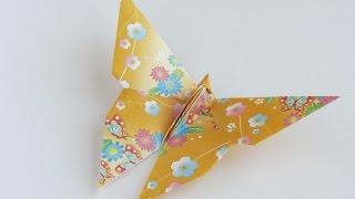 Origami Yoshizawa Butterfly thumbnail