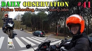 Daily Observation 41 - Wheeling police, Carnaval, ft  Qwerty Julien (EN Sub) - RB4L