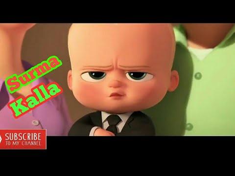 Surma Kala || Jassi Gill New Song Surma Kala || Boss Baby Version | T-Series | Surma Kala Jassi Gill