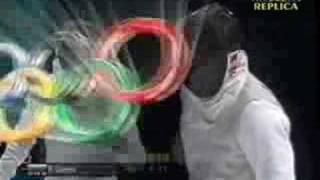 athens 2004 fencing