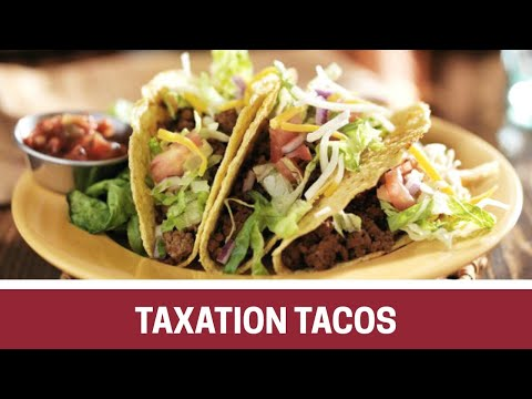 Taxation Tacos - Employee or Independent Contractor  Know the Rules