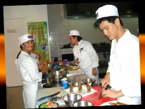 Center For Culinary Arts Manila Batch March 2009