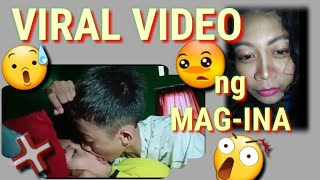 VIRAL VIDEO NG MAG-INA || WORDS OF WISDOM