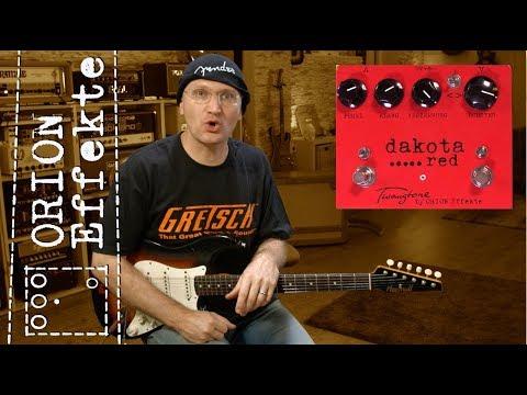 Orion / Twangtone  Dakota Red & Dakota Drive - Review