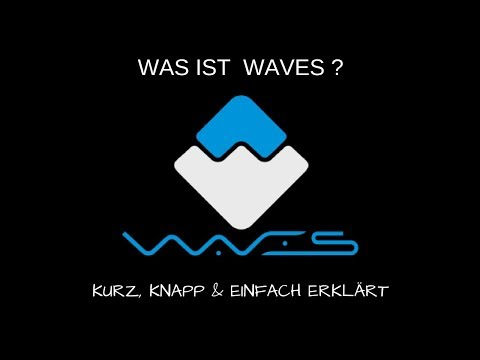 FFDK COINDAY - Was ist Waves ? Wie funktioniert es ? Wallet Token erstellen Exchange deutsch