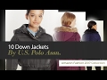 10 Down Jackets By U.S. Polo Assn. Amazon Fashion 2017 Collection