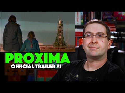 REACTION! Proxima Trailer #1 – Eva Green Movie 2020