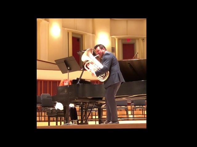 Tormod Flaten - Romanian Folk Dances - Euphonium