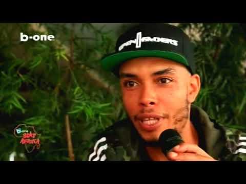 DJ Nelson de US, Exclusivité dans Star Africa avec Brenj OKUNDA