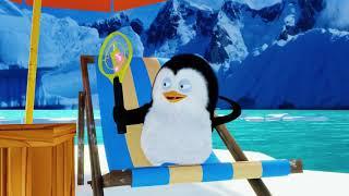 Pinguine Spielerisch | Interessante Winter-Ferien | Neue Lustige Cartoon Für Kinder 2019