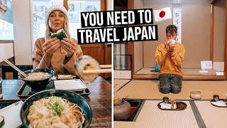 How To Have An Authentic Japan Holiday | Things to do in Osaka