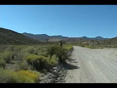 Area 51 - Groom Lake Road Entrance