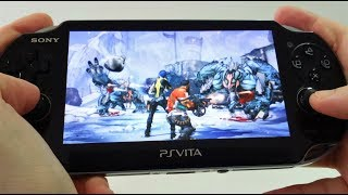 PS Vita - Borderlands 2 Gameplay [1.09 Update]