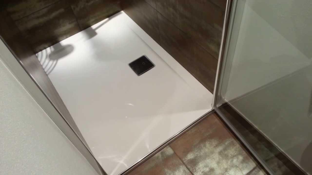 Inloopdouche maken in bestaande badkamer prijs vloer