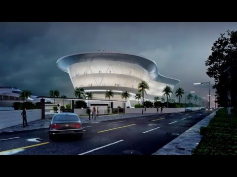 MBPT Commercial project. Architecture visualization.