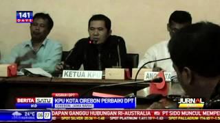 KPU Kota Cirebon Perbaiki DPT
