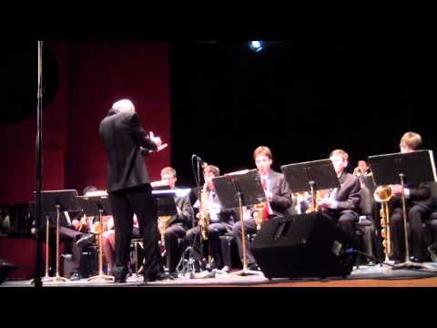 Nassau-Suffolk Jazz Band- Yardbird Suite by Charlie Parker