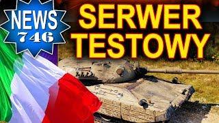 Włoskie czołgi - prosto z serwera testowego - World of Tanks