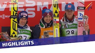 Kamil Stoch caps off a season for the ages with Planica FH sweep | Highlights