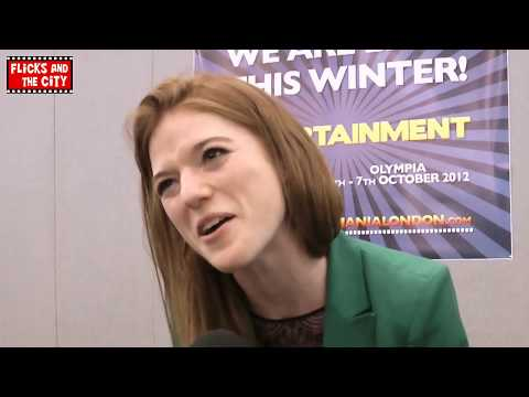 Game of Thrones Ygritte Interview, Rose Leslie