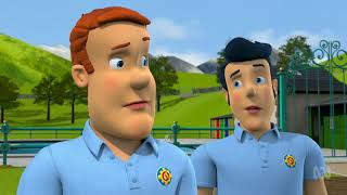 Fireman Sam: James And The Giant Pumpkin (UK)