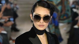 ELIE SAAB Ready-to-Wear Autumn Winter 2019-20 Fashion Show