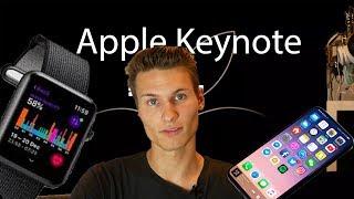 Die Apple Keynote 2018 in 5 Minuten   Zusammenfassung
