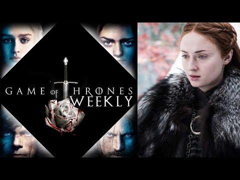 Character Corner: Sansa or Nah? - Game Of Thrones Weekly