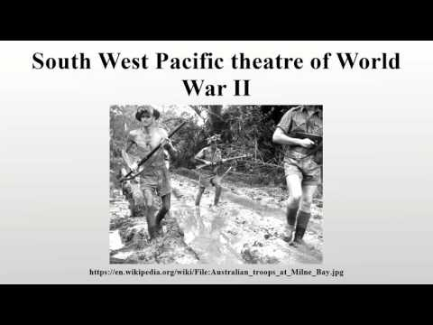 South West Pacific theatre of World War II