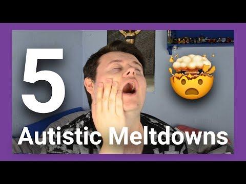 5 Autistic Meltdowns in 5 Days?!?