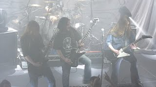 Carcass - This Mortal Coil / Reek of Putrefaction, The Academy, Dublin Ireland, 20 Sept 2014