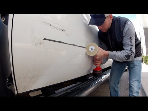 Door Trim Removal! A MUST FOR A CLEAN TRUCK