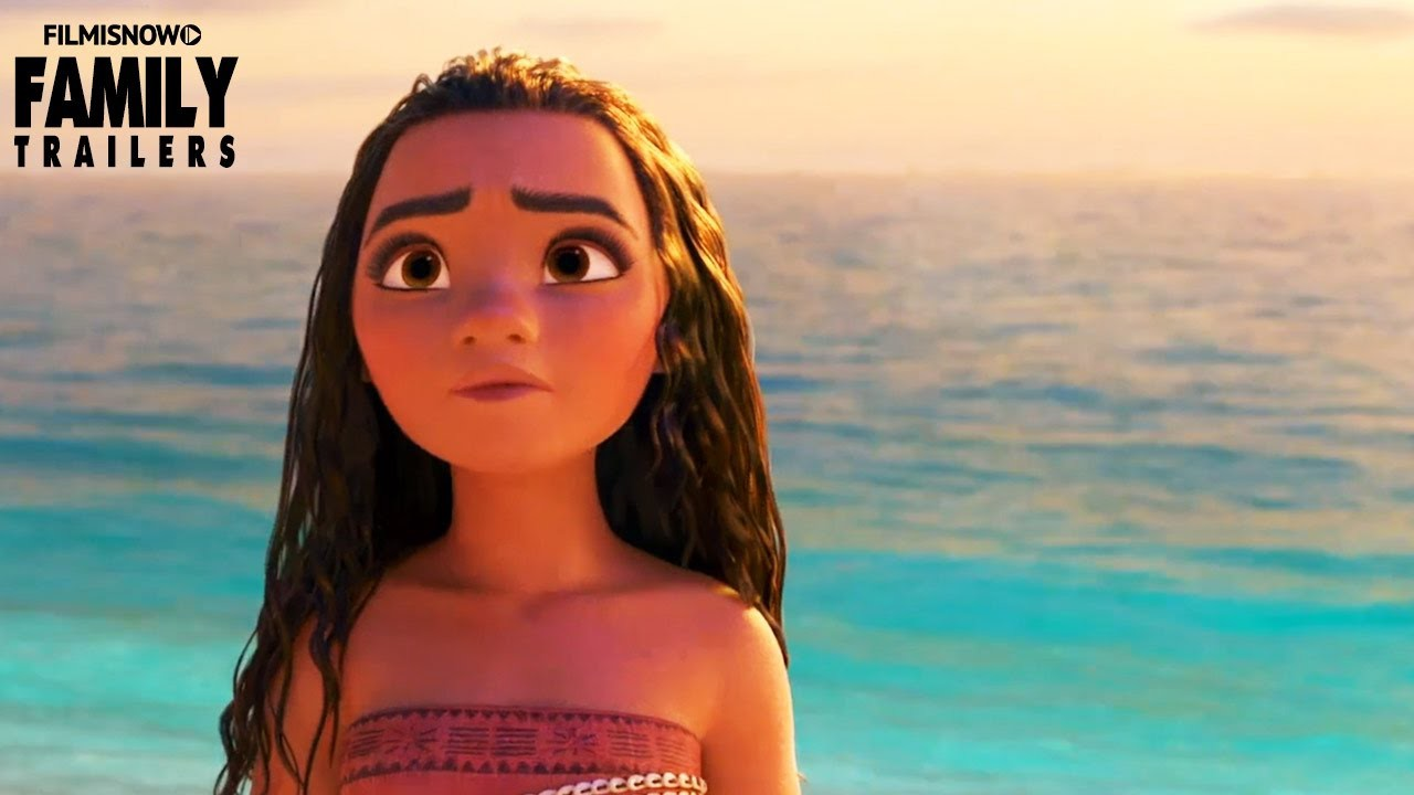 Ready, Set, Sail with MOANA in the new Disney Animated Movie [HD ...